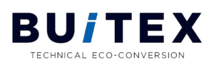 Logo du partenaire Buitex, technical eco-conversion