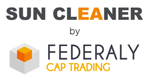 Logo Sun Cleaner by Federaly Cap Trading